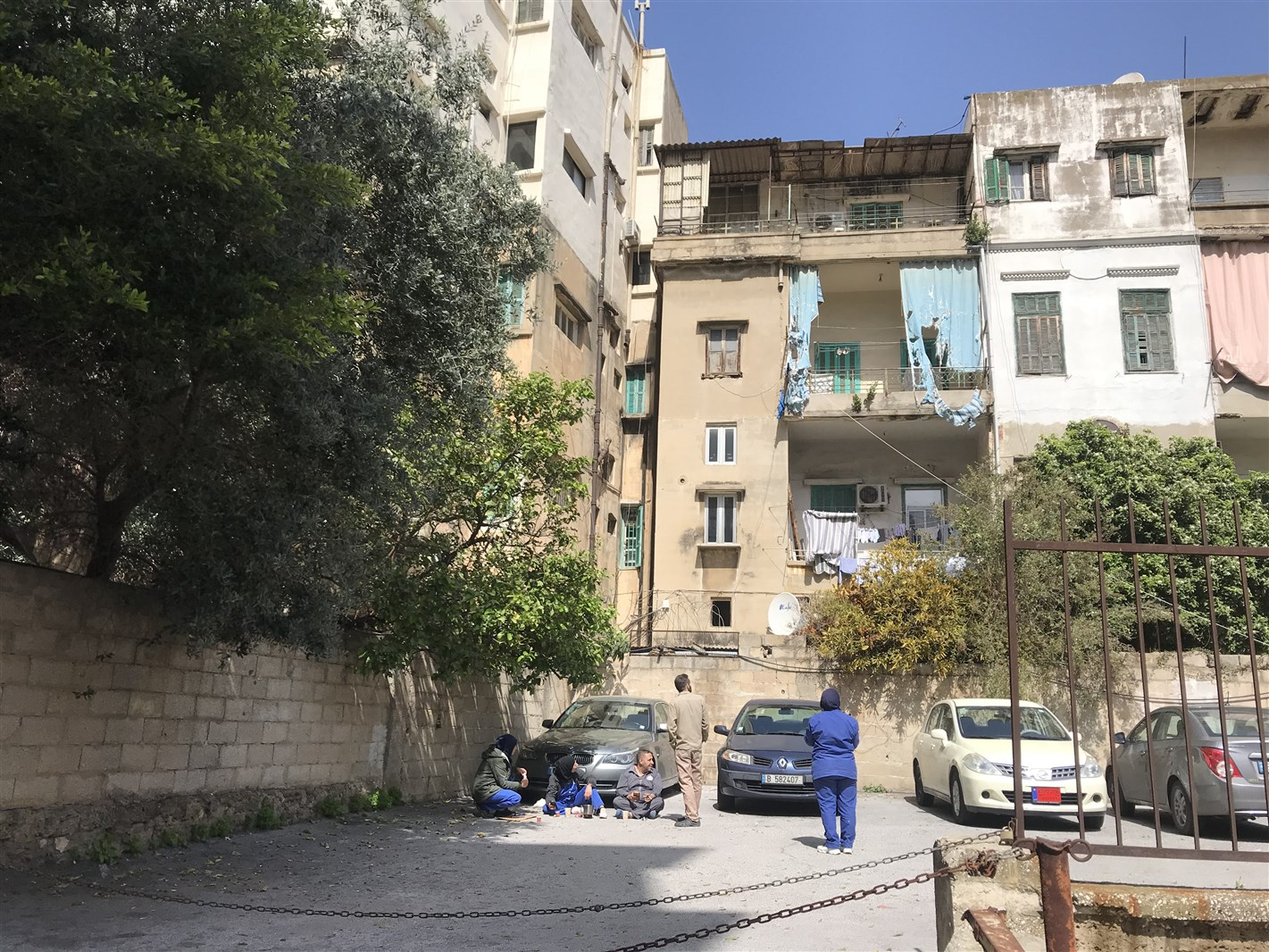 Vacancy as Opportunity: Re-activating Public Life in Beirut