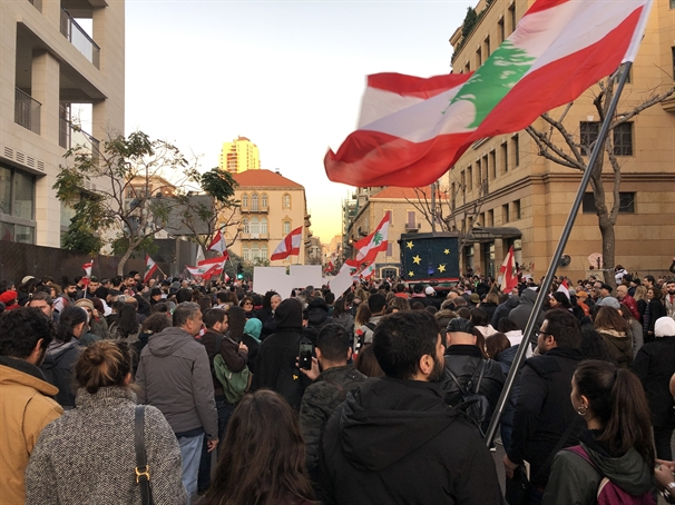 Mobilization and Advocacy since 2011: Lebanon