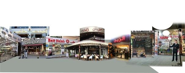الشركات السورية في المدينة