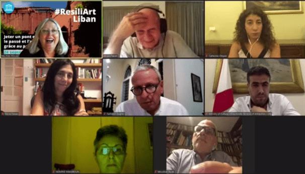 ResiliArt Lebanon: Bridging the Past and Future through Built Heritage