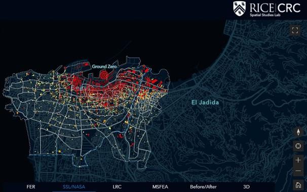 الخريطة النقدية لتقويم الأضرار وجهود الإصلاح بعد انفجار بيروت