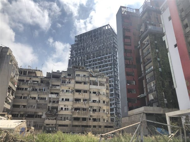 Beirut's Blasted Neighborhoods: Between Recovery Efforts and Real Estate Interests