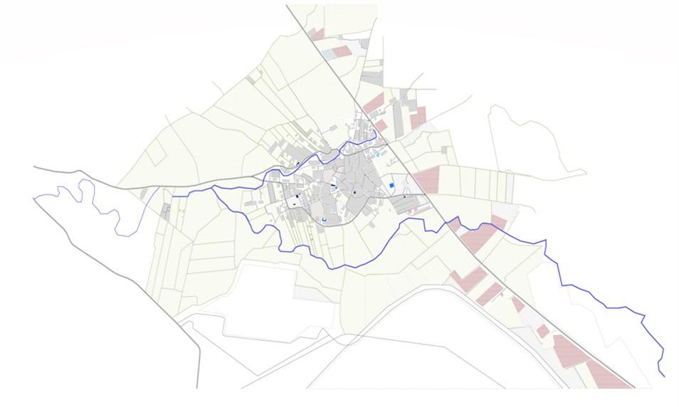 Gazna surrounding an inner component (Urban Recoverers, 2020)